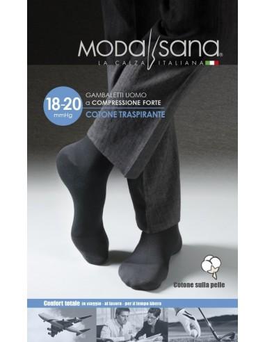 Gambaletto preventivo in cotone 18-20 mmgh Modasana by Gloria