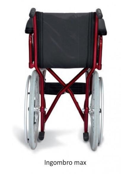 Carrozzina per disabili Slim