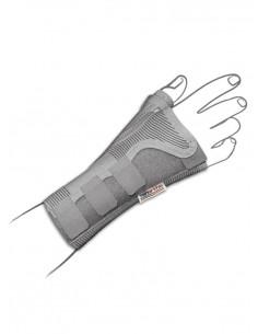 PF II Polsiera steccata con presa pollice tessuto elastico TO2210 Tenortho OFFERTA ULTIMI PEZZI