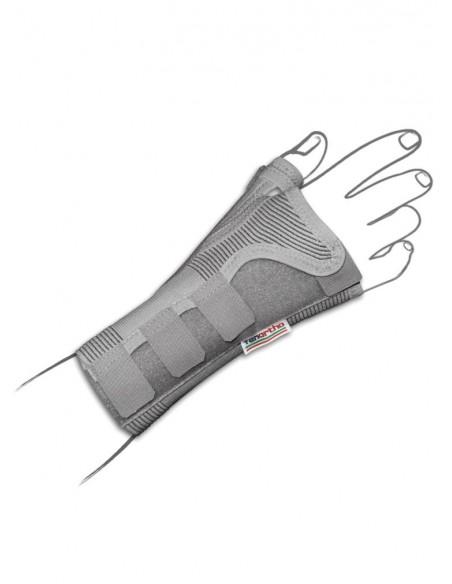 PF II Polsiera steccata con presa pollice tessuto elastico Tenortho 2210