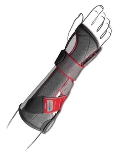 Manutonic Long Polsiera steccata fibra di carbonio Tenortho 2217