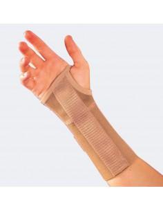 2010 Ortesi per polso in elastico con rinforzo palmare Tielle