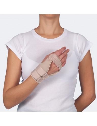 C13 Rheuma Fit Tutore per deviazione ulnare mano/dita Tielle