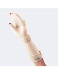 Art.2 Doccia per polso mano dita e pollice in polietilene Tielle