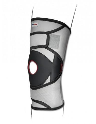 Ginocchiera tubolare con aste e stabilizzatore rotuleo Genutonic Tenortho 3116