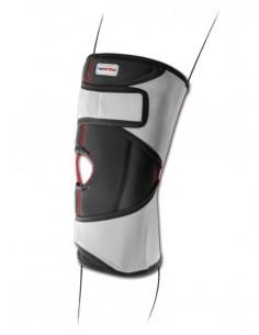 Ginocchiera elastica aperta con aste Genutonic TO3117 Tenortho