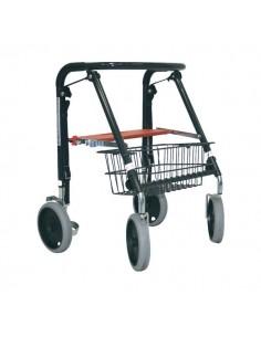 Rollator con cestino Etac