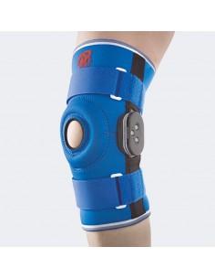 SP 2315E Ginocchiera neoprene con stabilizzatore rotuleo e articolazioni Tielle