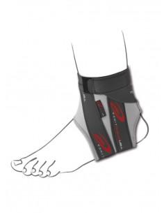 Cavigliera elastica con fibra di carbonio e taping integrato C Ankle Tenortho 4103