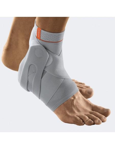 Cavigliera elastica con supporti malleolari Fibulo Tape Tielle 7073