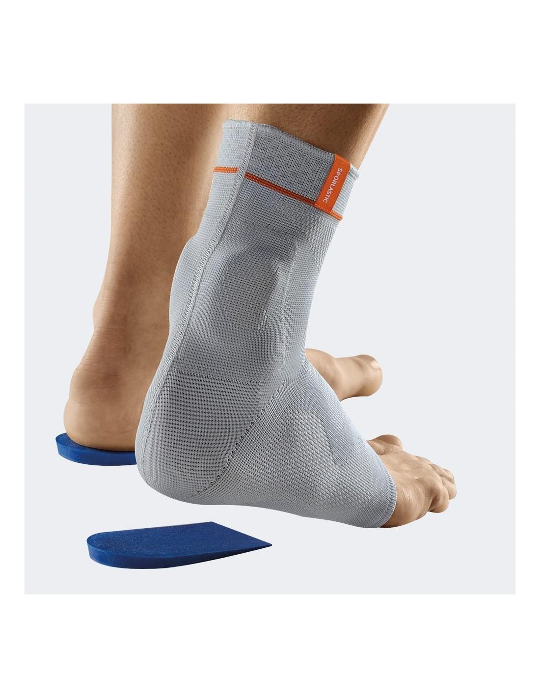 Cavigliera elastica con pressori in silicone per tendine di Achille  Achillodyn Tielle 7071 - Ortopedie Baldinelli