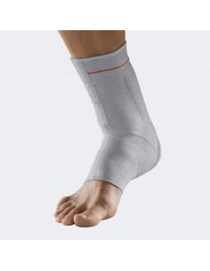 Cavigliera elastica con pressore per tendine di Achille e polpaccio in silicone Achillo Hit Tielle 7804