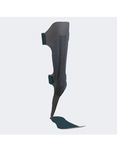Tutore dinamico in carbonio e kevlar per piede equino ToeOFF 2.0 Tielle