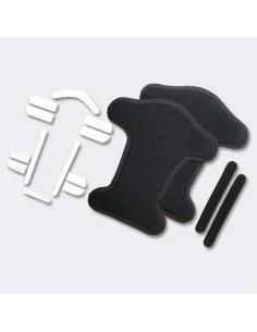 Imbottiture alloggiamento tibiale per tutori ToeOFF 2.0 Soft KIT 2.0 Tielle
