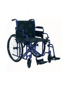Carrozzina pieghevole per disabili Millenium III new Heavy duty