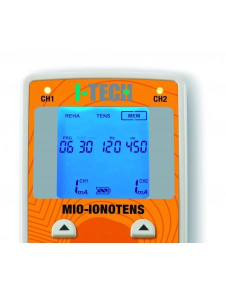 Ionoforesiterapia MIO-IONOTENS Iacer I-Tech
