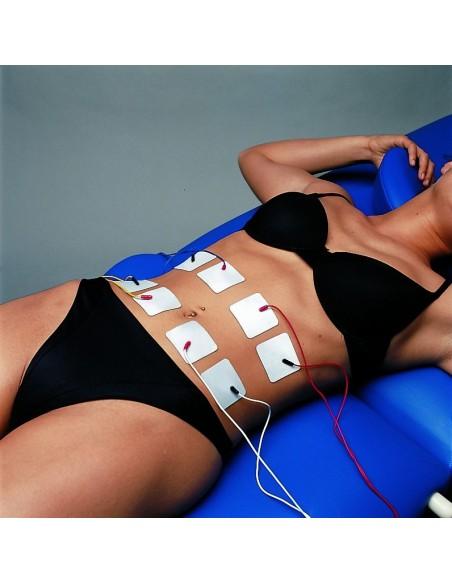 Elettroterapia TENS - EMS - FES T-ONE MEDI Iacer I-Tech