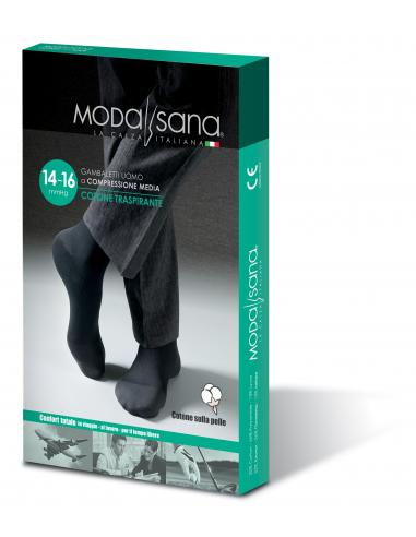 Gambaletto preventivo in cotone 14-16 mmhg Modasana by Gloria