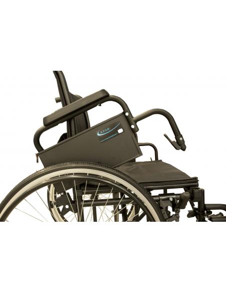 Carrozzina manuale per disabili standard Baldinelli