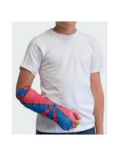 Coprigesso braccio bambino stampa Spiderman Ortho-T 602