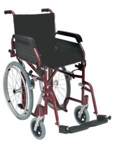 Carrozzina per disabili Slim per passaggi stretti
