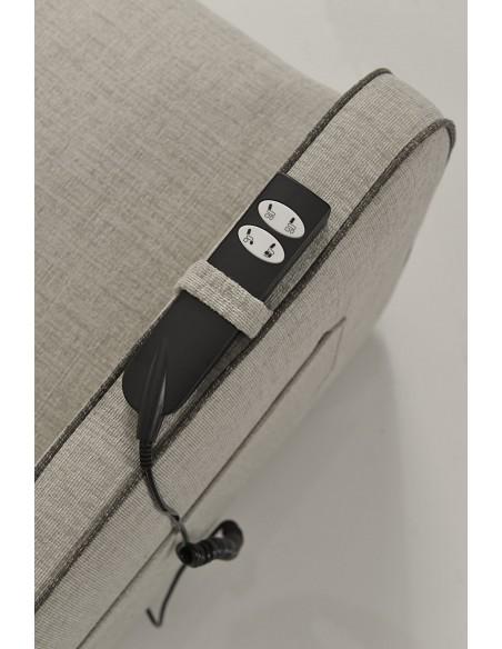 Poltrona Slim Elettrica Relax Pinta a 2 motori personalizzabile