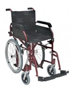 Carrozzina per disabili Slim Plus per passaggi stretti Wimed