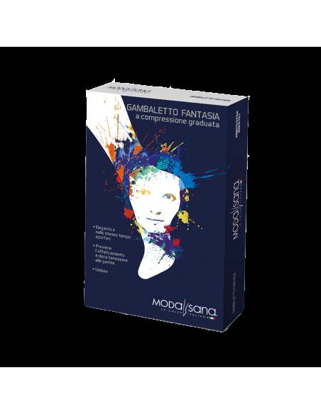 Gambaletto Fantasia compressione graduata 18-20 mmHg Gloria Med