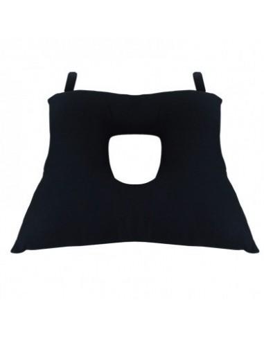 Cuscino con foro centrale in fibra cava  Easy Intermed