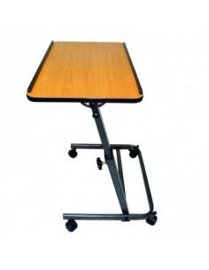 Tavolino servipranzo ad altezza regolabile e piano inclinabile Intermed