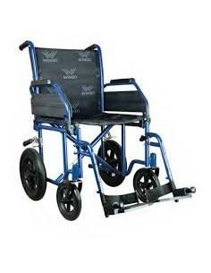 Carrozzina Standard da transito per disabili e anziani Wimed