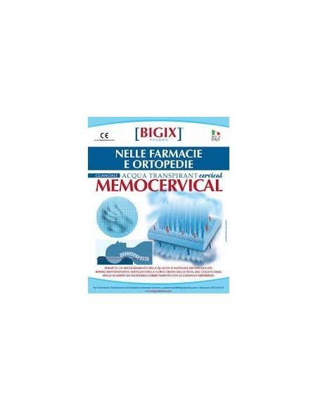 Cuscino Cervicale Memocervical Bigix