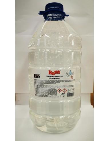 gel igienizzante 5 lt . Gel disinfettante mani Covid