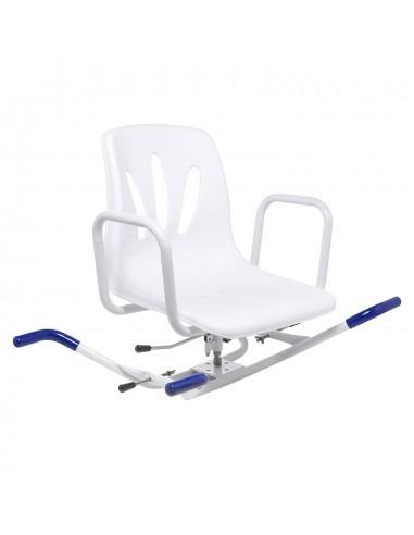 sedile girevole da vasca. Ausili anziani e disabili