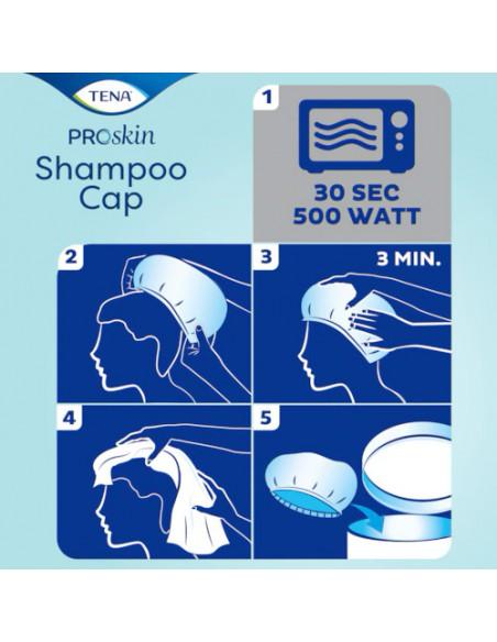 Tena Shampoo. Igiene e cura della persona