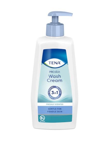 Tena Wash Cream Crema Detergente
