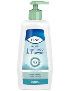 Tena Shampoo e Shower. Docciaschampoo tena