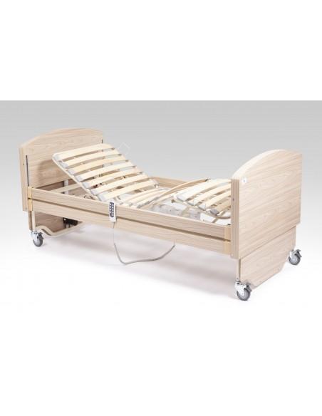 Letto elettrico in legno